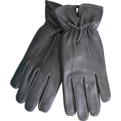 Trendy sheepskin Gloves for women real leather