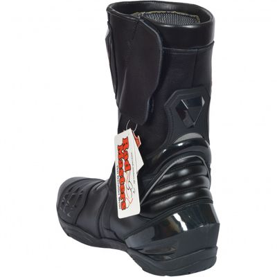 Motorbike Racing Sport Boots colour white/black – image 5