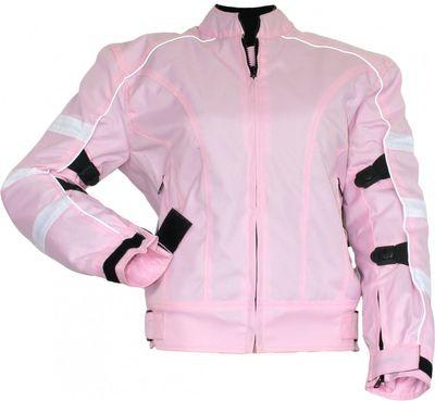 Ladies Cordura Textile Jackets, Motorbike jacket