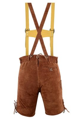 Leather Shorts Trachten Lederhosen With Suspenders
