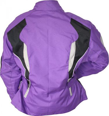 Ladies Cordura Textile Jackets, Motorbike jacket – image 3