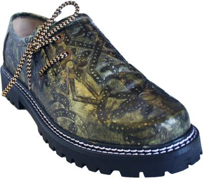 Bavarian traditional Shoes For Lederhosen  / Haferl Shoes