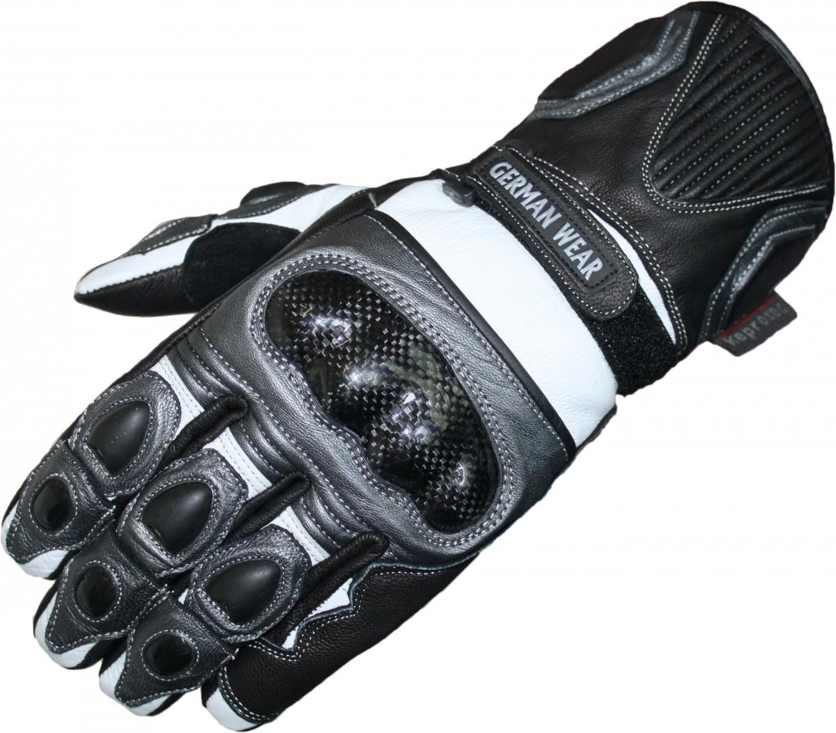 biker Lederhandschuhe motorradhandschuhe motorradhandschuhe Schwarz Handschuh