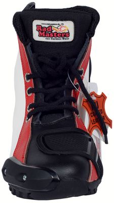 Motorbike Racing Sport Boots colour black/white/red – image 5