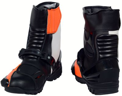 Motorbike Racing Sport Boots colour black/Anthrazit – image 10