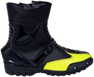 Motorbike Racing Sport Boots colour black/Anthrazit – image 3
