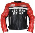 German Wear, Motorcycle Leather Jacket