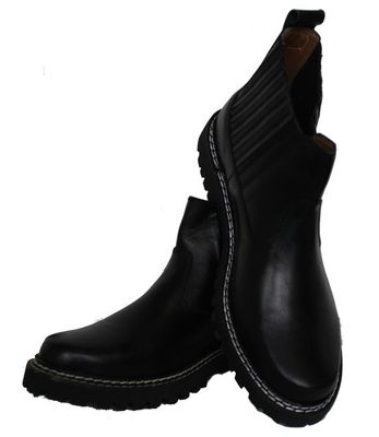 Motorbike boots Ankle Boots Black