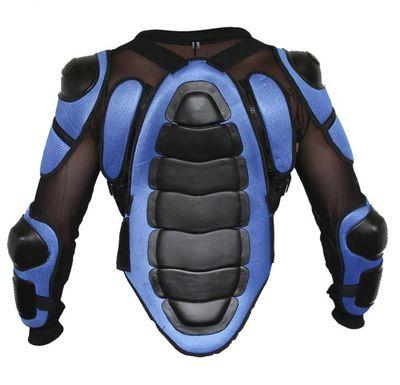 Protectorjacket Motorbike Motocross Skateboarding Protector Armour Bodyarmour – image 1