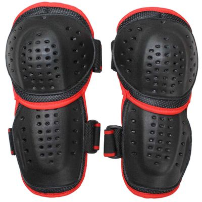Elbowprotectors Protectors Motorcycle safety black/red – image 1