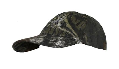 Textile Hunting Cap Forest Pattern Stitchery – image 1