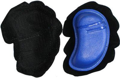 Motorrad knieschleifer Motorradhosen Motorradkombi Knee Slider, Blau – Bild 2