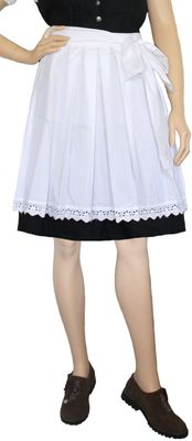 Bavarian Dirndl Apron, Traditional Apron for Oktoberfest
