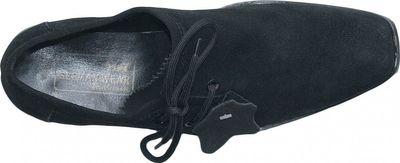Kids Boys Haferl-shoe Trachten-shoes for Lederhosen,Color:Black – image 2