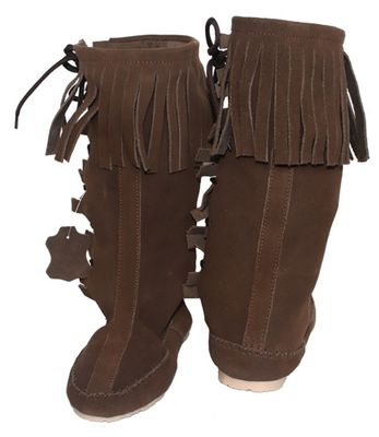 Western Indian Boots,Trachten Boots shoes, Cowboy Boots Real Leather,Color:Dark Brown – image 2