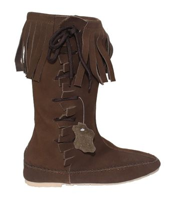 Western Indian Boots,Trachten Boots shoes, Cowboy Boots Real Leather,Color:Dark Brown – image 1