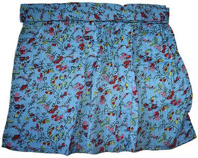 Kids Dirndl Apron,Girls dirndl apron, Trachten apron,Color: Sky Blue