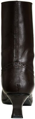 Trachten boots, glazed leather,Color: dark Brown – image 4