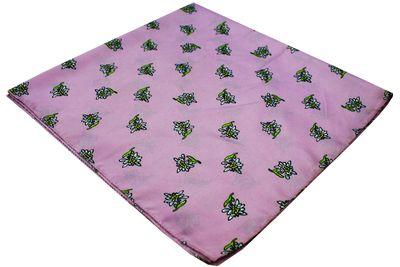 Scarf Trachtenscarf Flower design