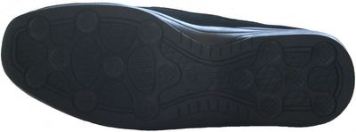 Low Shoes made of real Suede Leather,Color:Black – image 5