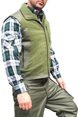 Trachten, Trachten Vest ,Tracht Vest Hunting,Color: Green