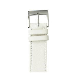 Correa para Apple Watch de piel sauvage en blanco | Roobaya
