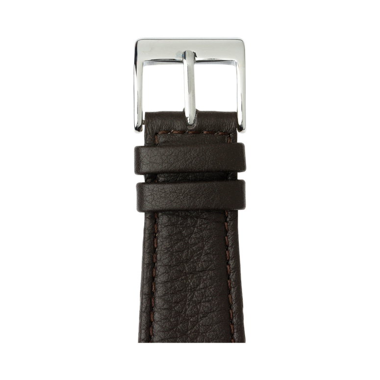 Apple Watch band nappa leather dark brown | Roobaya – Bild 1