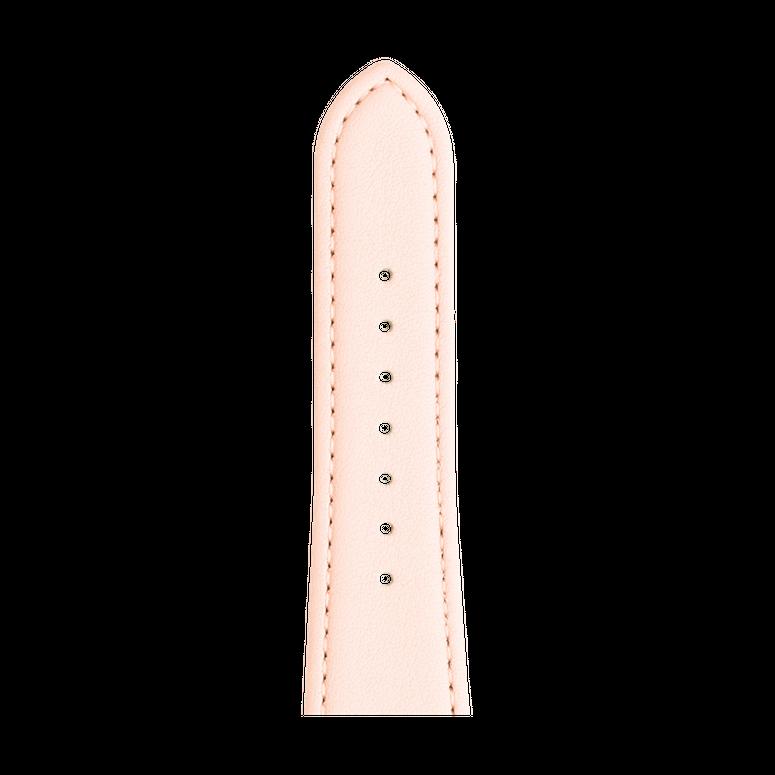 Correa para Apple Watch de piel napa en rosa claro | Roobaya – Bild 5