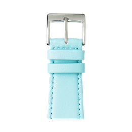 Apple Watch band nappa leather light blue | Roobaya