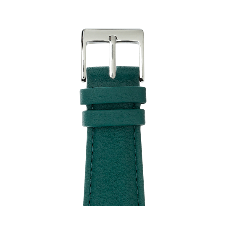 Apple Watch band nappa leather dark green | Roobaya – Bild 1