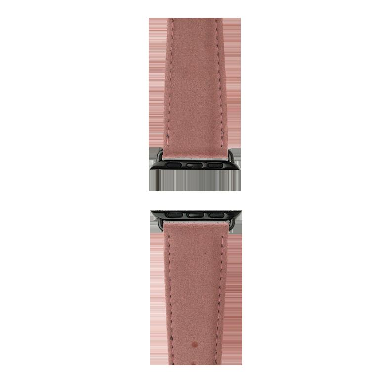 Bracelet en Alcantara Rose | Roobaya – Bild 4