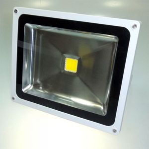 50 W LED Outdoor Fluter Strahler WARMWEISS IP65