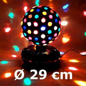 29 cm Party Magic Discokugel Discolicht nur 4 Watt LED