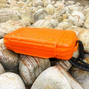 73001-O Outdoor Dry Box wasserdicht ABS Kunststoff Camping Survival