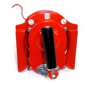Sirene manuell Handsirene - 110 dB - 1 kg - ALU - Alarm THW Feuerwehr ROT