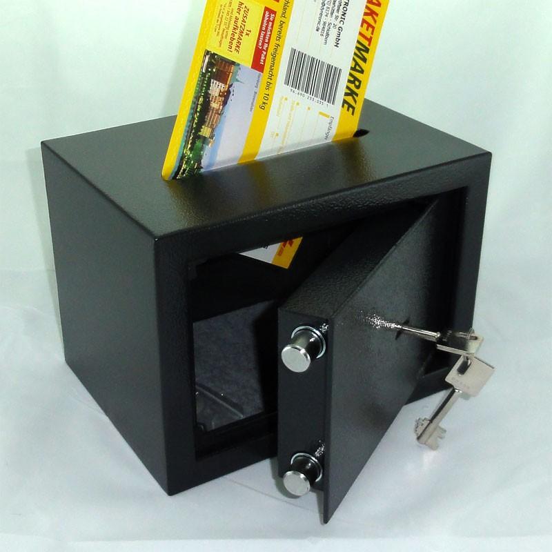 LED Touch Lampe mit 6 LED Wandsafe Safe Geheimversteck Geheimfach Tresor Touch