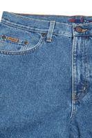 Neu! EDDIE BAUER Jeans 32/32 Blau Baumwolle RELAXED FIT – Bild 2