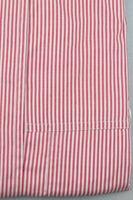 Neu! B.M. COMPANY Bluse Gr. 36 Rot/Weiß gestreift Lang – Bild 2