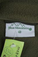 NEU! BLUE MOUNTAIN Mantel Gr. 38 Grün Polyester – Bild 5