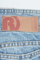 Neu! ROOK Jeans W 27 Blau Used-Look Baumwolle – Bild 3