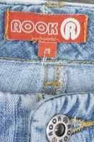 Neu! ROOK Jeans W 27 Blau Used-Look Baumwolle – Bild 4