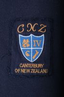 CANTERBURY OF NEW ZEALAND Poloshirt Gr. S Dunkelblau – Bild 3
