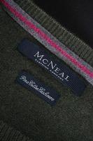 McNEAL Pullover Gr. L Dunkelgrün mit KASCHMIR – Bild 4