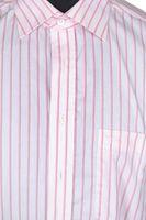 ETERNA Hemd Gr. 41 Rosa gestreift Langarm Baumwolle – Bild 2