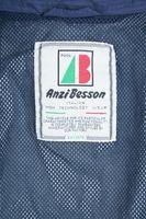 ANZI BESSON Gore-Tex Outdoor Jacke + Kapuze Gr. S Blau – Bild 4