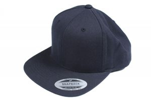 Neu! SNAPBACK Kappe Dunkelblau One Size Baseball Cap – Bild 1