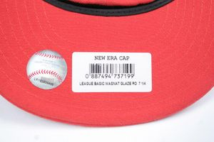 Neu! WASHINGTON NATIONALS New Era Kappe Gr. 7 1/4 Baseball Cap 59 FIFTY – Bild 2