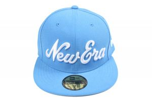 Neu! NEW ERA Kappe Gr. 7 1/8 Hellblau Baseball Cap 59 FIFTY