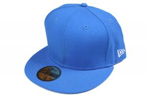 Neu! NEW ERA Kappe Gr. 7 1/4 Blau Baseball Cap 59 FIFTY – Bild 1