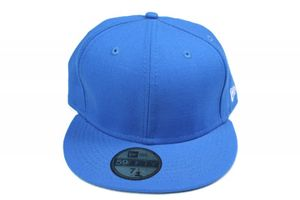 Neu! NEW ERA Kappe Gr. 7 1/4 Blau Baseball Cap 59 FIFTY – Bild 2